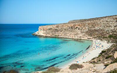 Spiagge e area marina protetta del Plemmirio