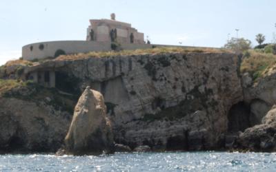 Giro in barca isola di Ortigia e grotte marine