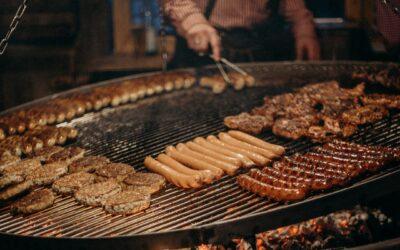 Street food Catania by night