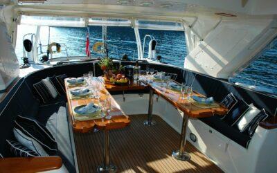 Cena in barca a Capomulini|Emozione indimenticabile